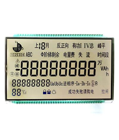 电表LCD